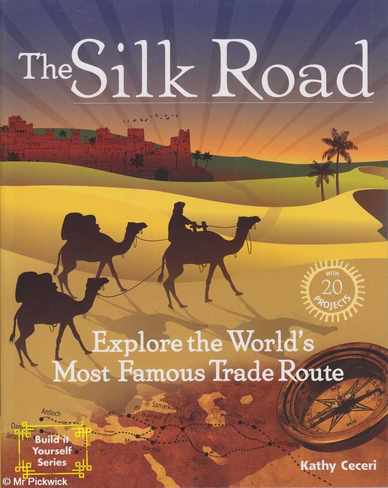 history of the silk road In addition to silk, other textiles, metals, gems, glass, horses, and spices were important items of trade the road was also important for introducing new crops and food items marco polo from venice traveled via the silk road to china in the late 13th century, bringing tales of the fabled east to europe.