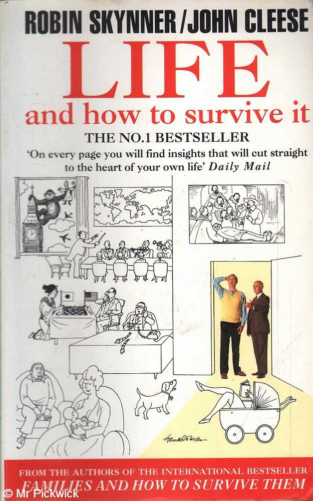 Robin Skynner John Cleese Life And How To Survive It Sc