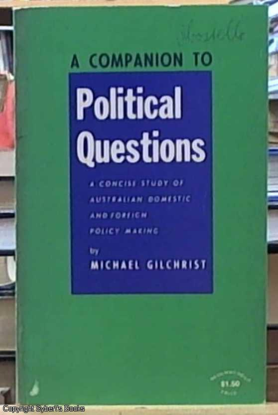 domestic policy questions