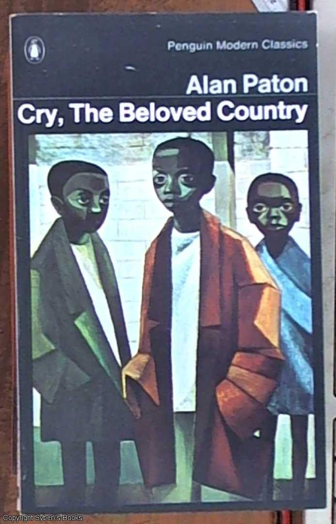 an analysis of biblical illusions in cry the beloved country a novel by alan paton My favorite books sergey brin alan paton - cry, the beloved country alan paton alexander besher - rim: a novel of virtual reality.