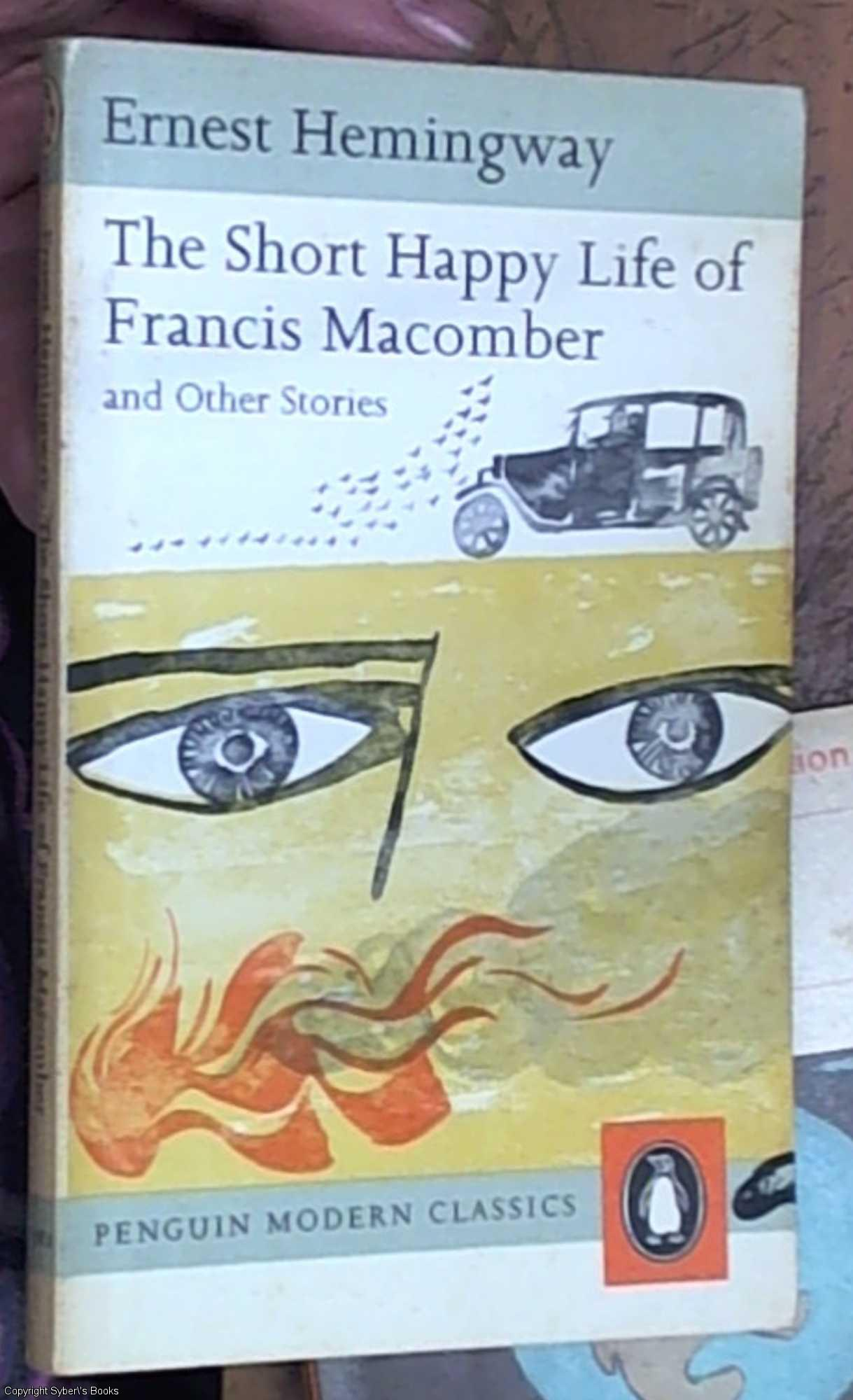 a mystery until the end in ernest hemingways the short happy life of francis macomber The short happy life of francis macomber the author ernest hemingway (1899-1961), born in oak park, illinois, started his career as a writer in a newspaper office in kansas city at the age of seventeen.