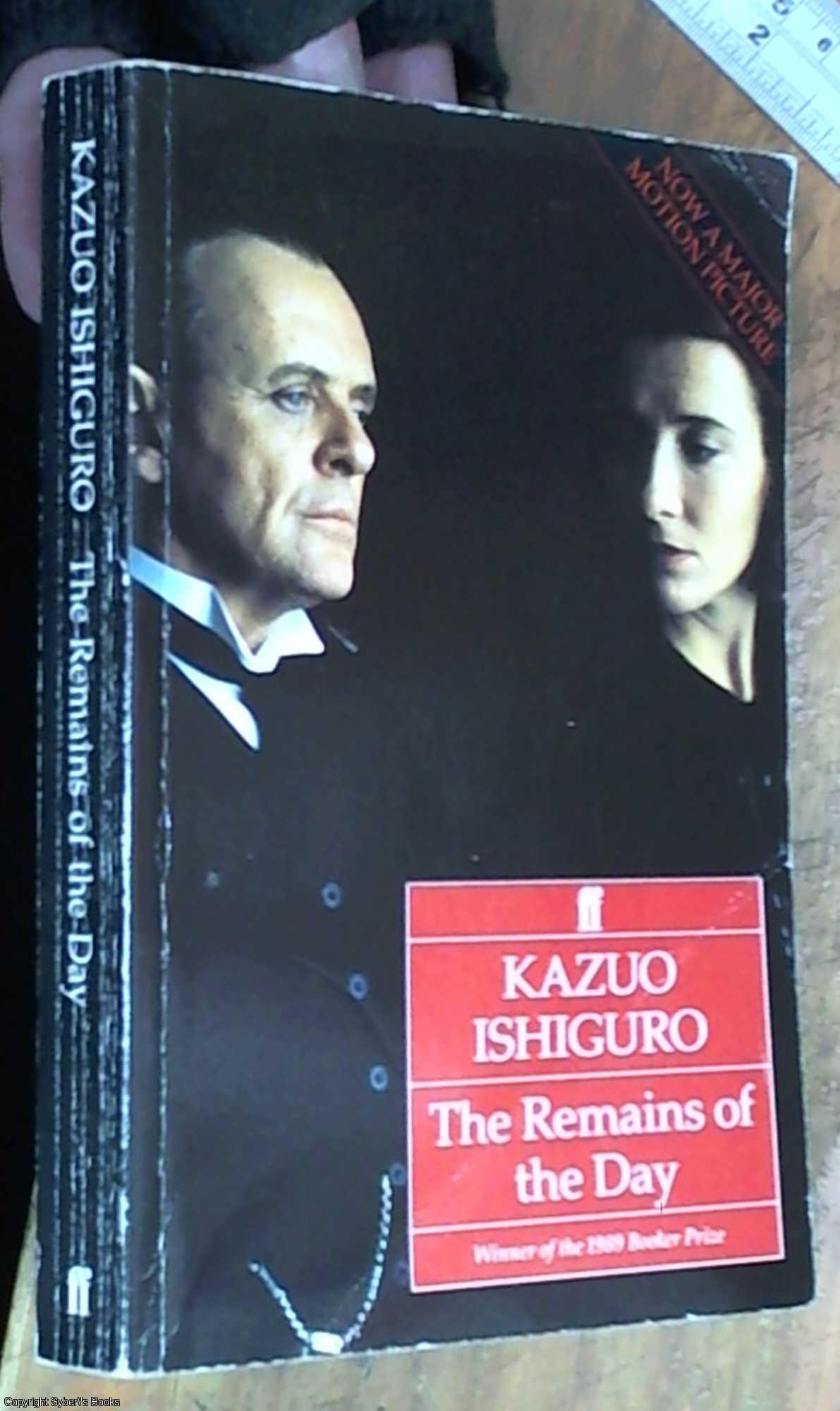 an overview of kazuo ishiguros story the remains of the day Empathy in kazuo ishiguros never let me go by: kazuo ishiguro (the remains of the day) kazuo ishiguro tells the story of etsuko.