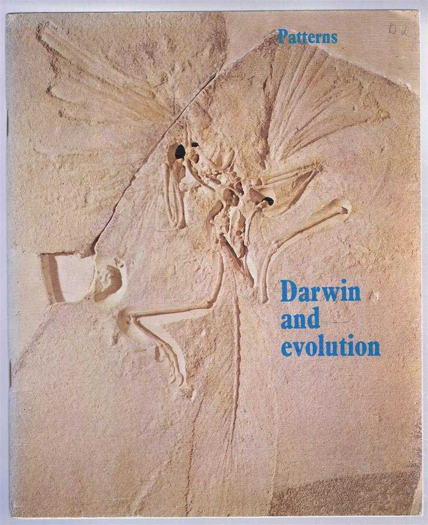Darwin and Evolution, Pattern series, Schools Council Integrated Science Project, Brian Mowl