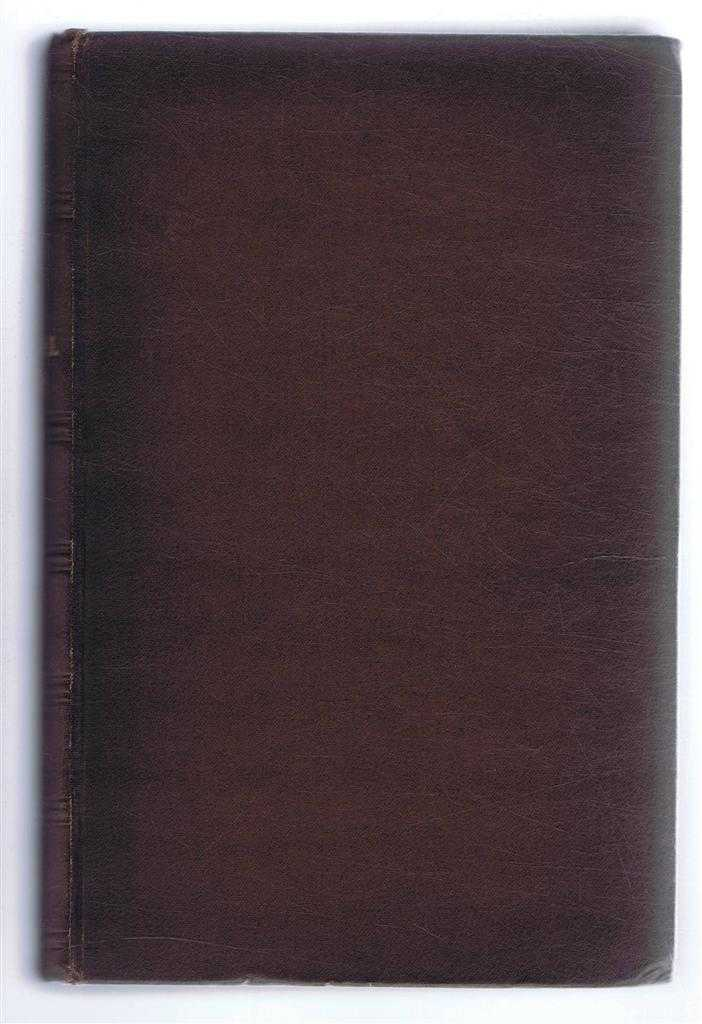 The Journal of the Iron & Steel Institute Vol LXXII: No. IV, 1906, Bennett H Brough (ed); A Sauveur; Alex S Thomas; T H Aldrich, jun; David Baker; etc.