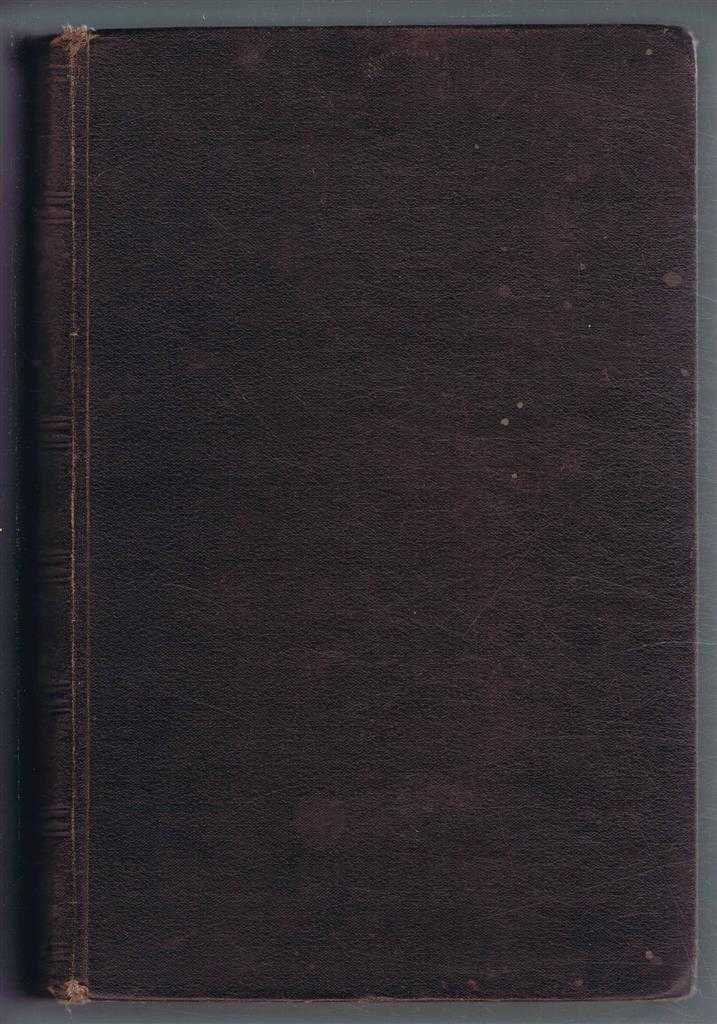 The Journal of the Iron & Steel Institute Vol LXXIII: No. I, 1907, Bennett H Brough (ed). Sir Hugh Bell, D Selby Bigge, A W Richards, W A Bone & R V Wheeler, F W Harbord, C E Stromeyer, Brearley & Moorwood, A. J. Capron, J. Henderson, T. Swinden