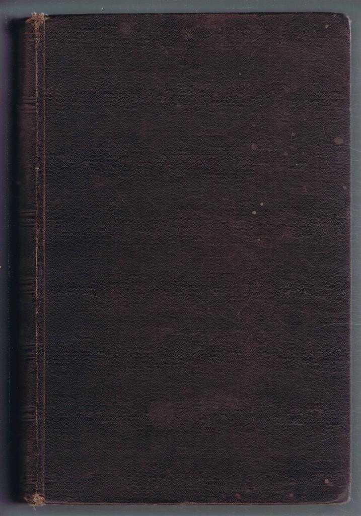 The Journal of the Iron & Steel Institute Vol LXXIII: No. I, 1907, Bennett H Brough (ed). Sir Hugh Bell, D Selby Bigge, A W Richards, W A Bone & R V Wheeler, F W Harbord, C E Stromeyer, Brearley & Moorwood, A. J. Capron, J. Henderson, T. Swinden