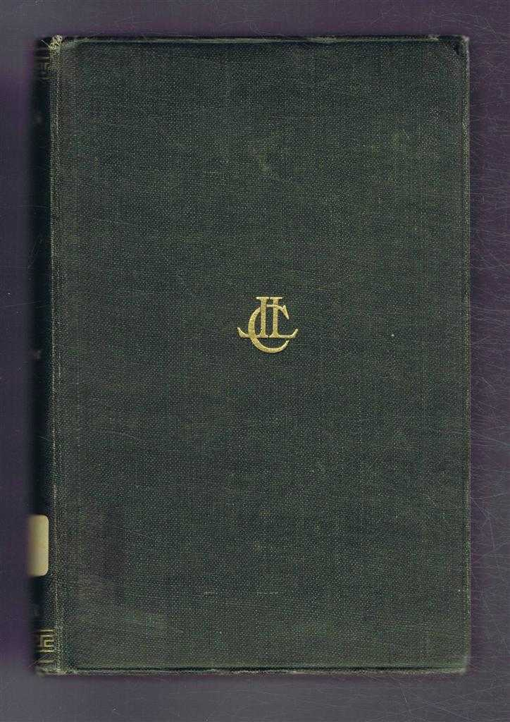 Image for Lucian with an English Translation by A M Harmon In Eight Volumes. Volume III only