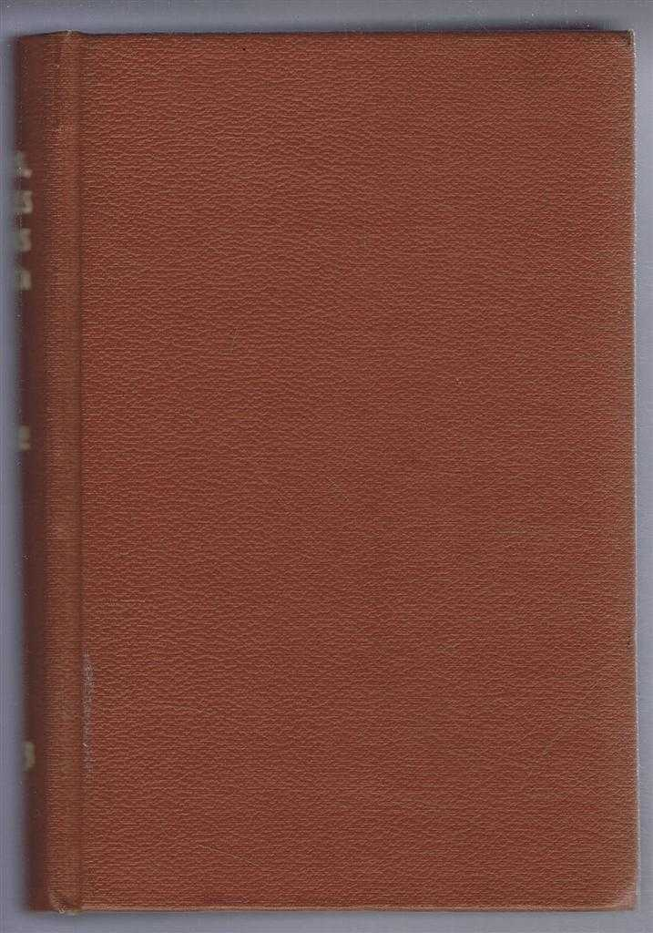 Horace: Satires, Epistles and Ars Poetica. With an English Translation by H Rushton Fairclough, Horace. Translated by H Rushton Fairclough