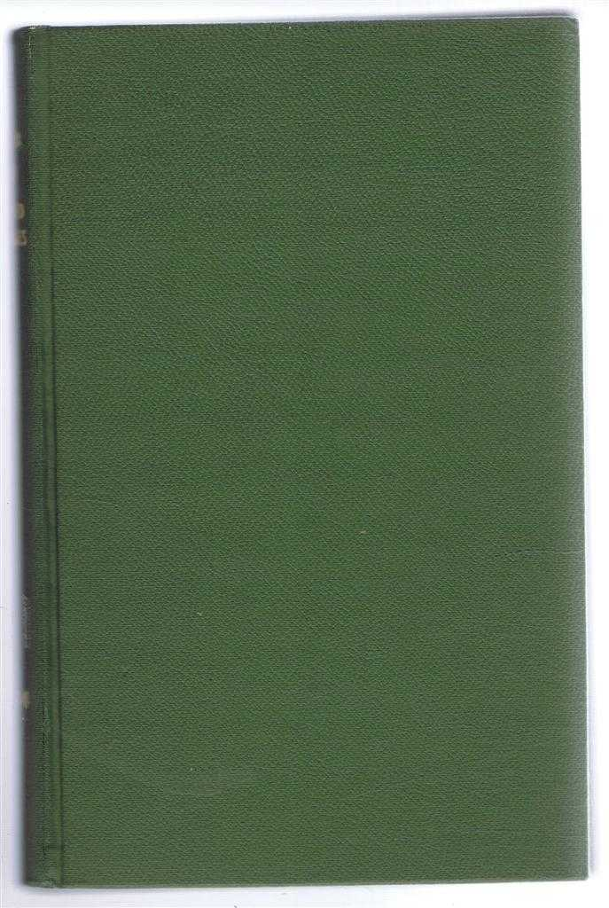Series B Reprinted Glossaries XV-XVII. Part III A Collection of English Words Not Generally Used, with their significations and Original in Two Alphabetical Catalogues: The One of Such as Propern to the Northern etc., John Ray, edited by Rev. Walter W Skeat