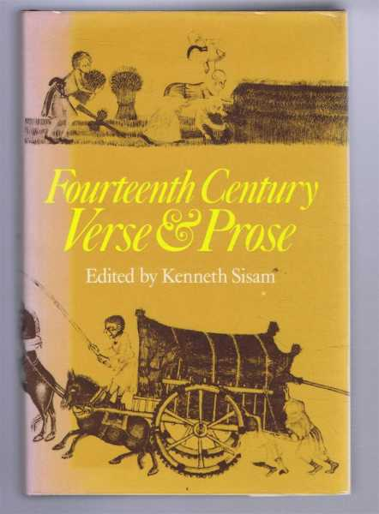 Fourteenth Century Verse & Prose, Edited by Kenneth Sisam