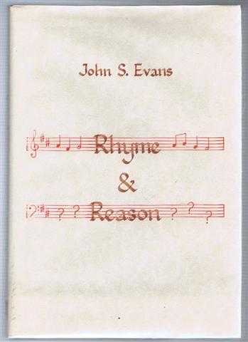 Image for Rhyme & Reason
