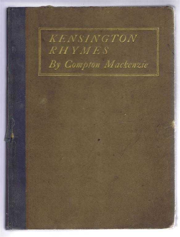 Kensington Rhymes, Compton Mackenzie