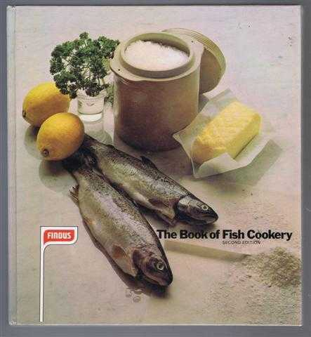 The Book of Fish Cookery, Elspeth Robertson