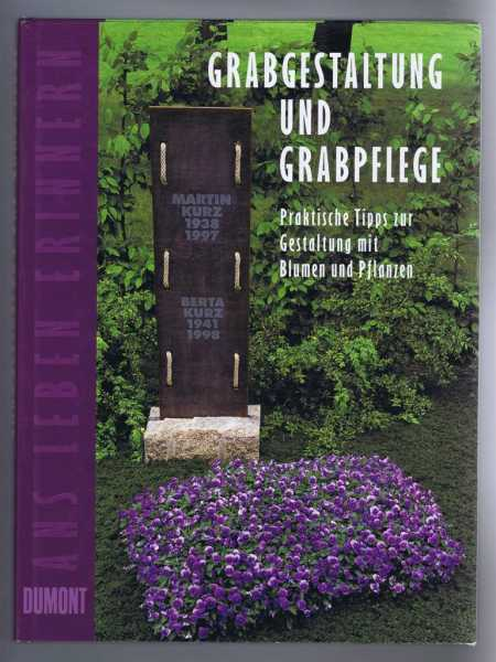 Grabgestaltung und Grabpflege (Grave design, floral decoration and maintenance), Christiane James