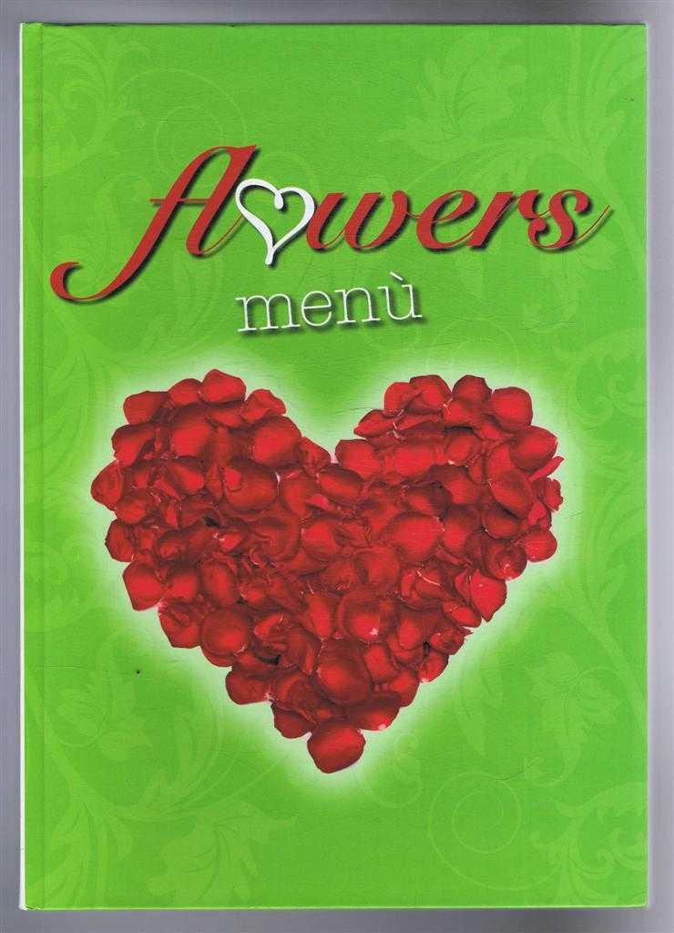 Image for Flowers Menu