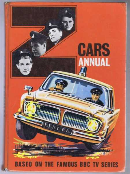 Z-Cars Annual 1964 (This is Z-Cars, a thrilling annual of adventure), Troy Kennedy Martin; Ian Kennedy Martin, BBC