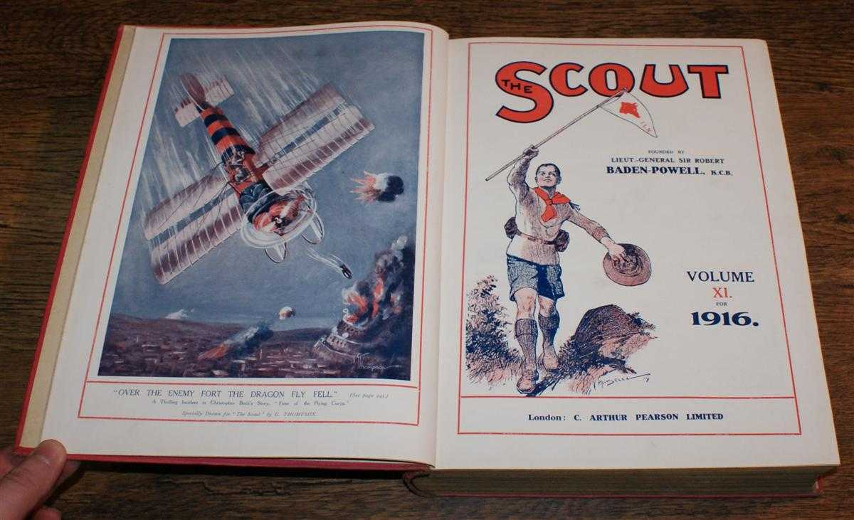Image for The Scout, Founded by Sir Robert Baden Powell, Volume XI for 1916