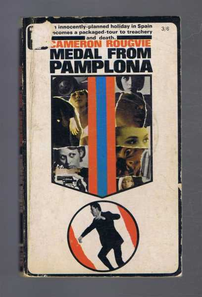 Medal From Pamplona, Cameron Rougvie