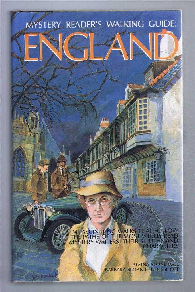 Mystery Reader's Walking Guide: England, Alzina Stone Dale; Barbara Sloan Hendershott
