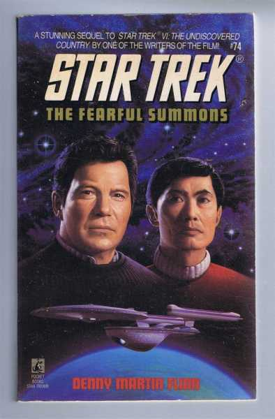 Star Trek: The Fearful Summons, Denny Martin Flinn