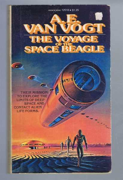 The Voyage of the Space Eagle, A E Van Vogt