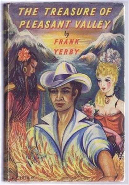 FRANK YERBY - The Treasure of Pleasant Valley
