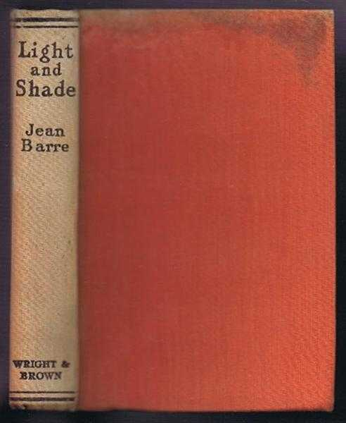 Light and Shade, Jean Barre