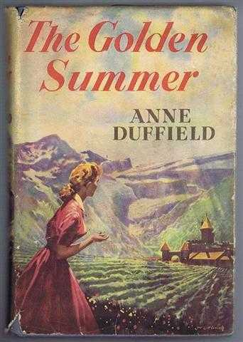 The Golden Summer, Anne Duffield