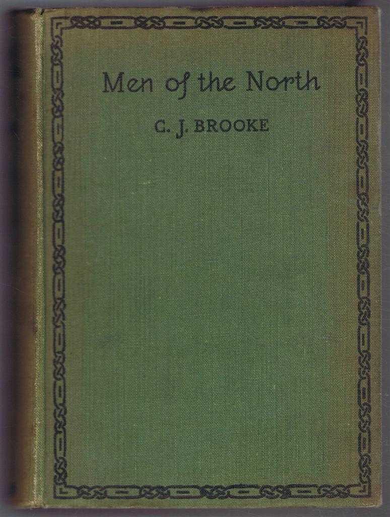 Men of the North, C J Crooke