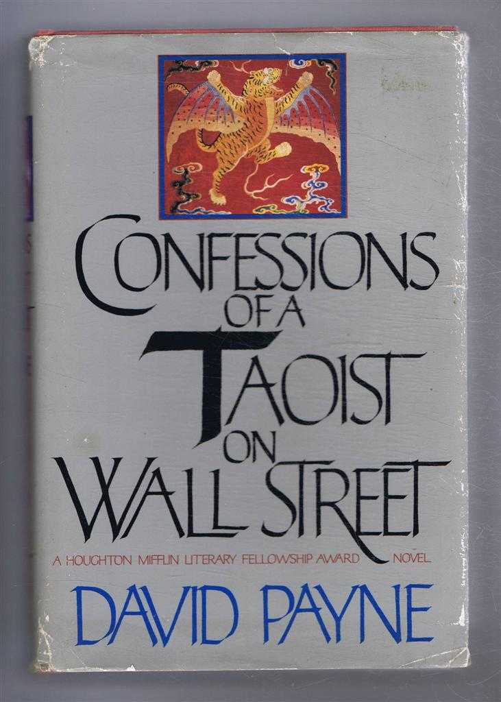 Image for Confessions of a Taoist on Wall Street: A Chinese American Romance