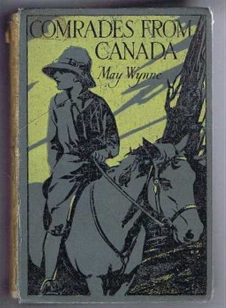 MAY WYNNE - Comrades From Canada