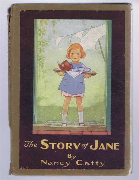The Story of Jane, Nancy Catty