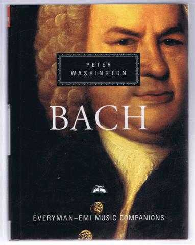 Bach, Peter Washington