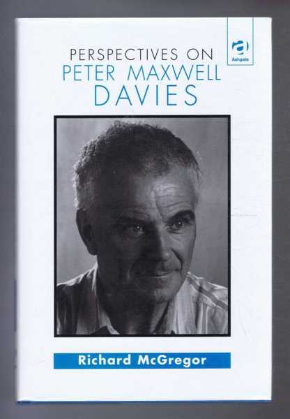 Perspectives on Peter Maxwell Davies, McGregor, Richard