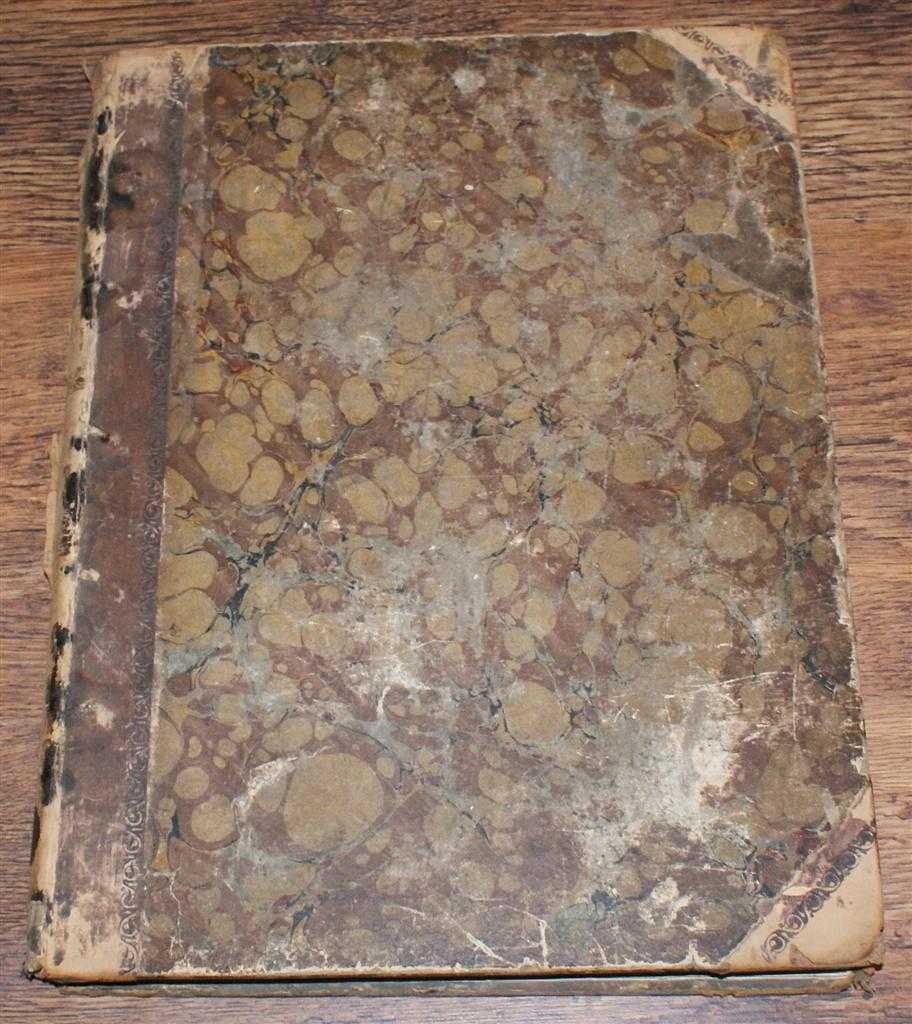 An Undated Early 19th Century Collection of 21 Verse Anthems and Psalms, William Boyce, Jonathan Battishill, George Holmes, Morris Greene, Richard Farrant, Charles King, William Hine, etc.