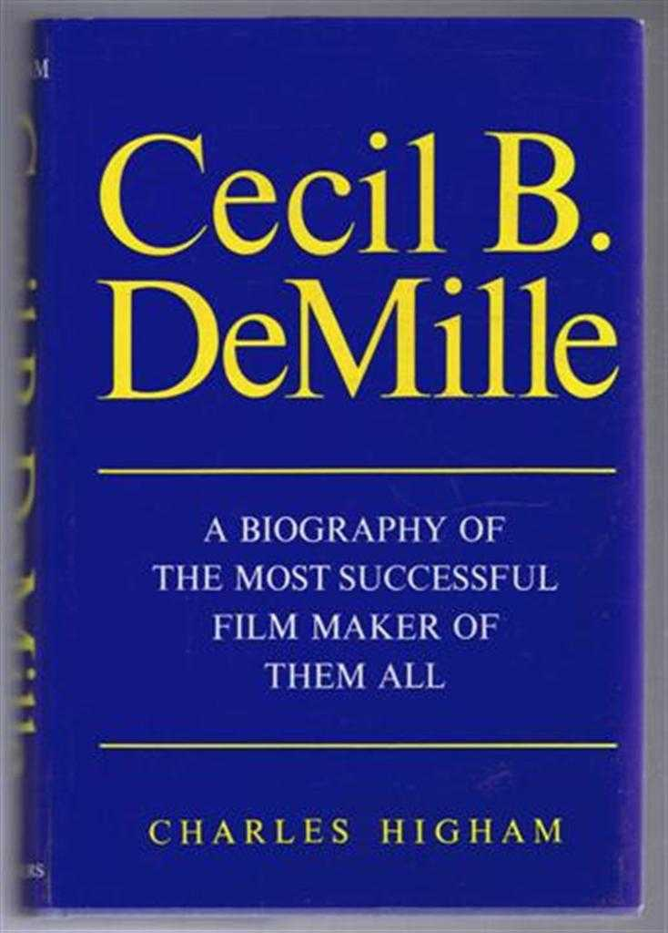 Image for Cecil B DeMille