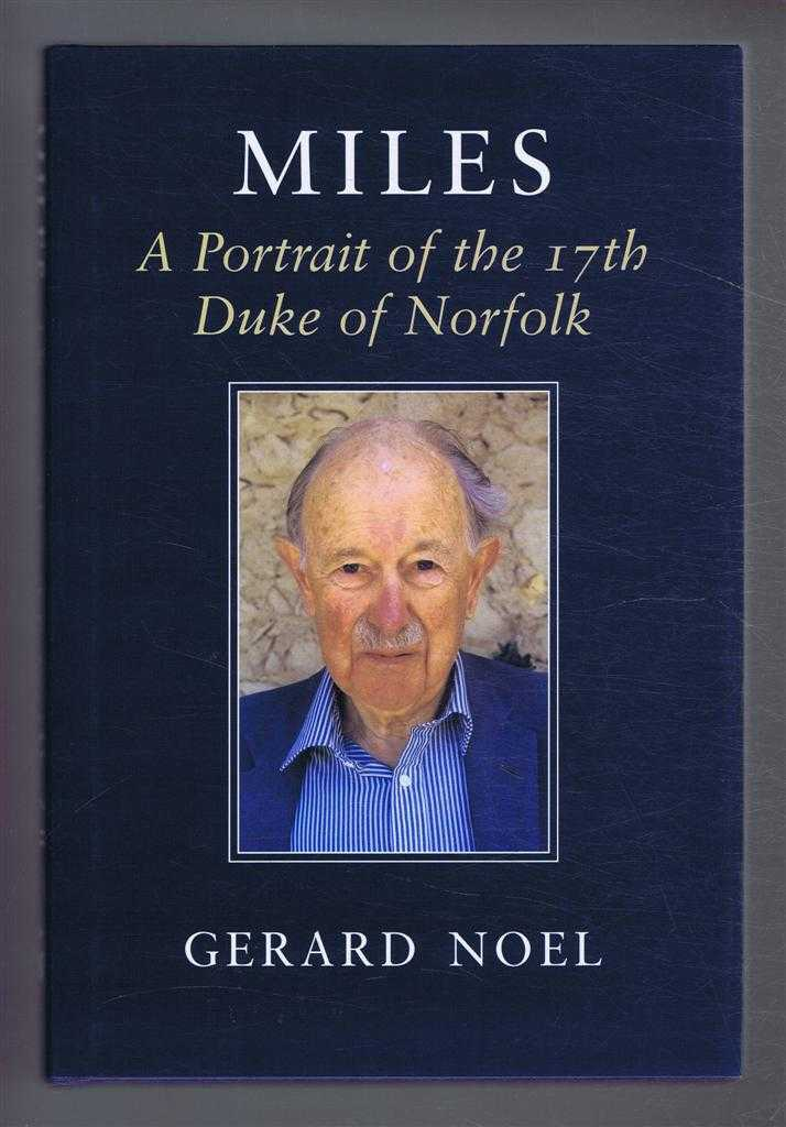 Image for Miles: A Portrait of Miles 17th Duke of Norfolk