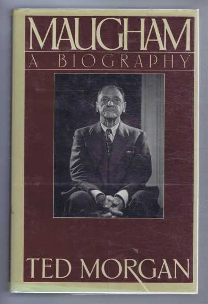 Image for Maugham, a Biography