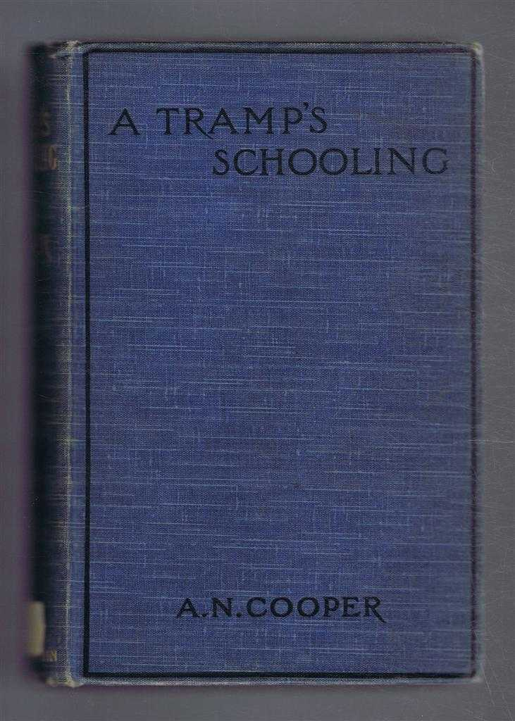Image for A Tramp's Schooling