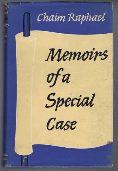 Image for Memoirs of a Special Case