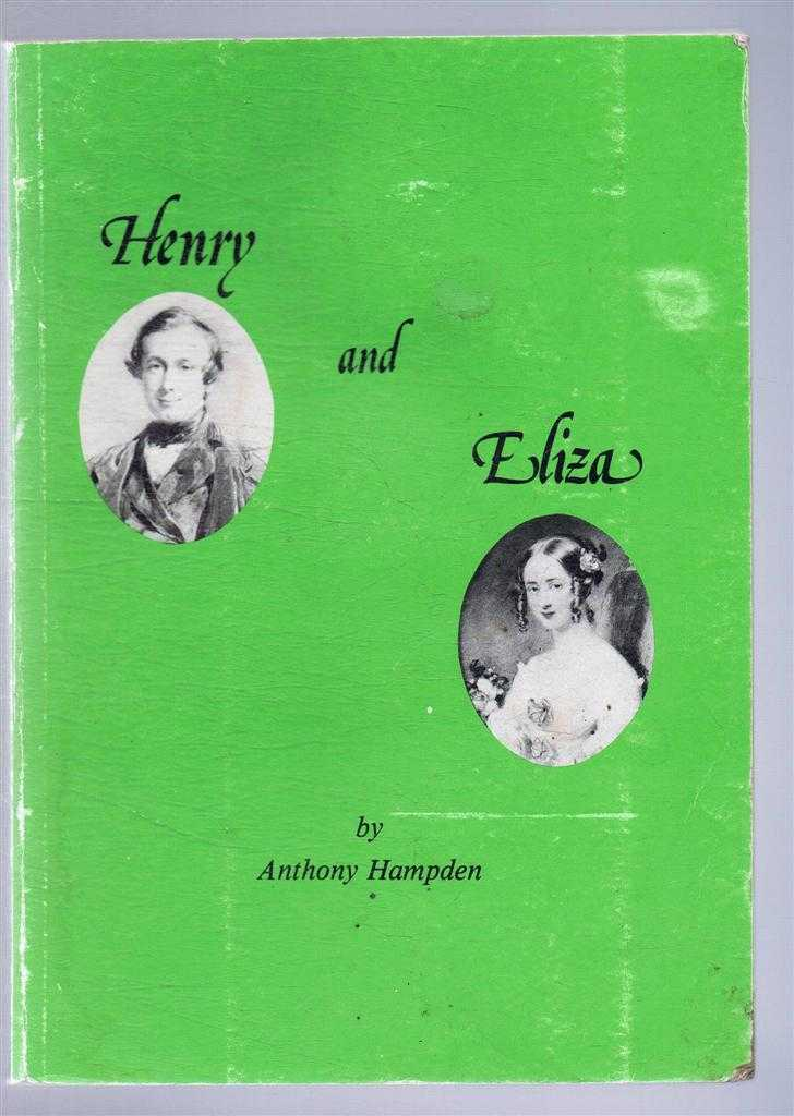 Image for Henry and Eliza
