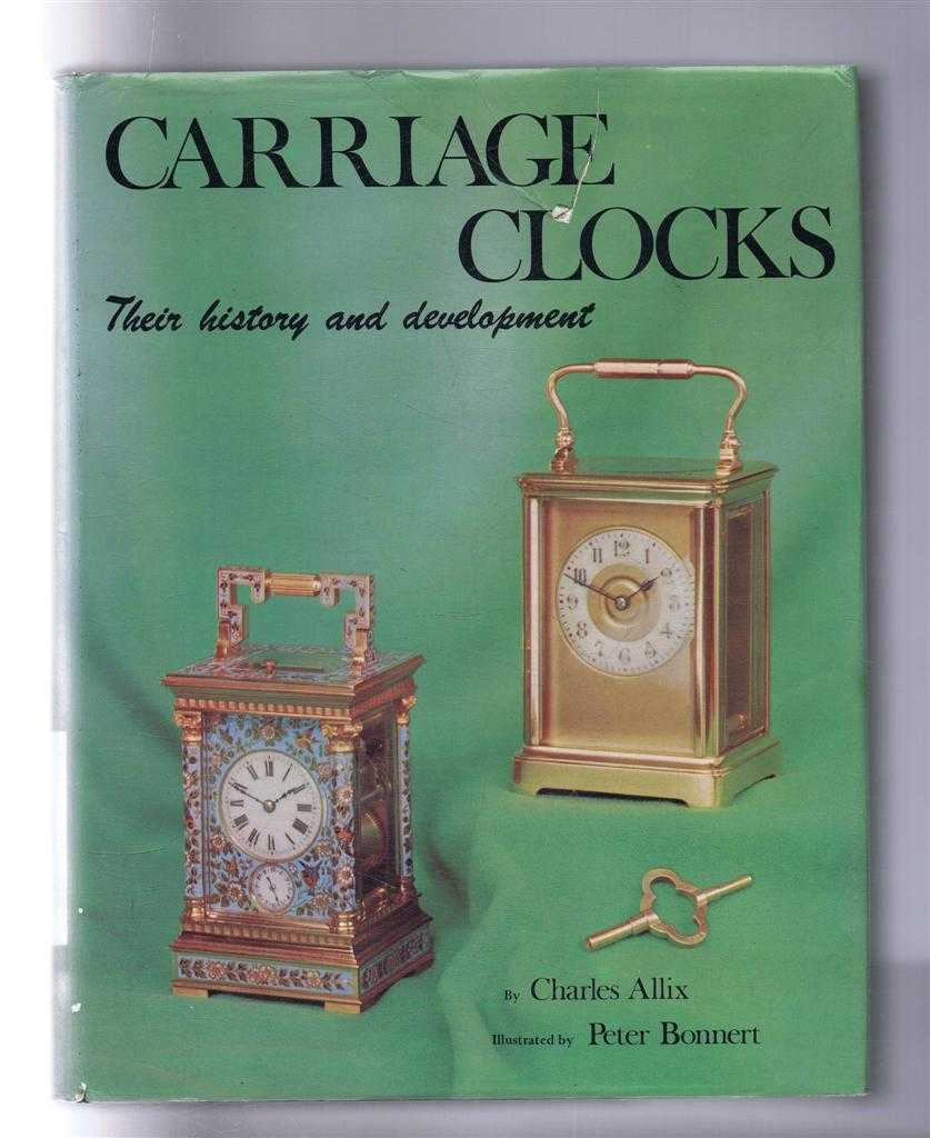 Carriage Clocks, Their History & Development, Charles Allix