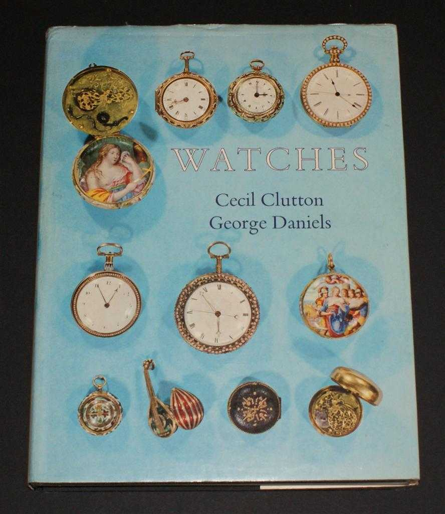 Watches, Cecil Clutton and George Daniels