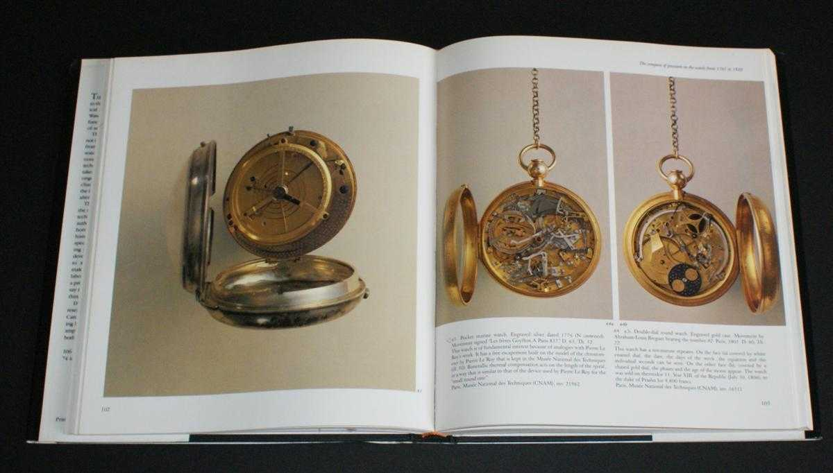 The Watch from its origins to the XIXth century, Catherine Cardinal translated by Jacques Pages