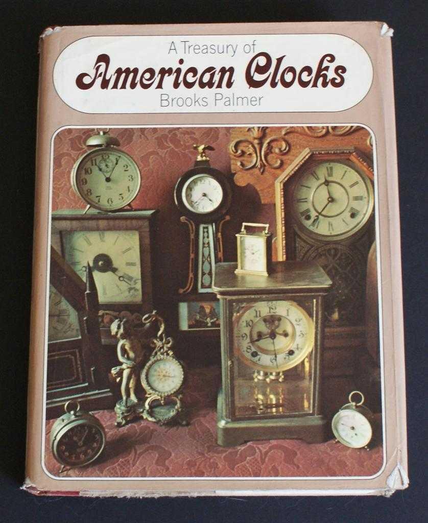 Image for A Treasury of American Clocks