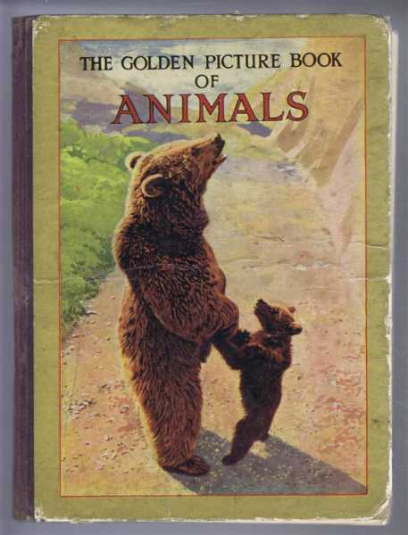 The Golden Picture Book of Animals, anon