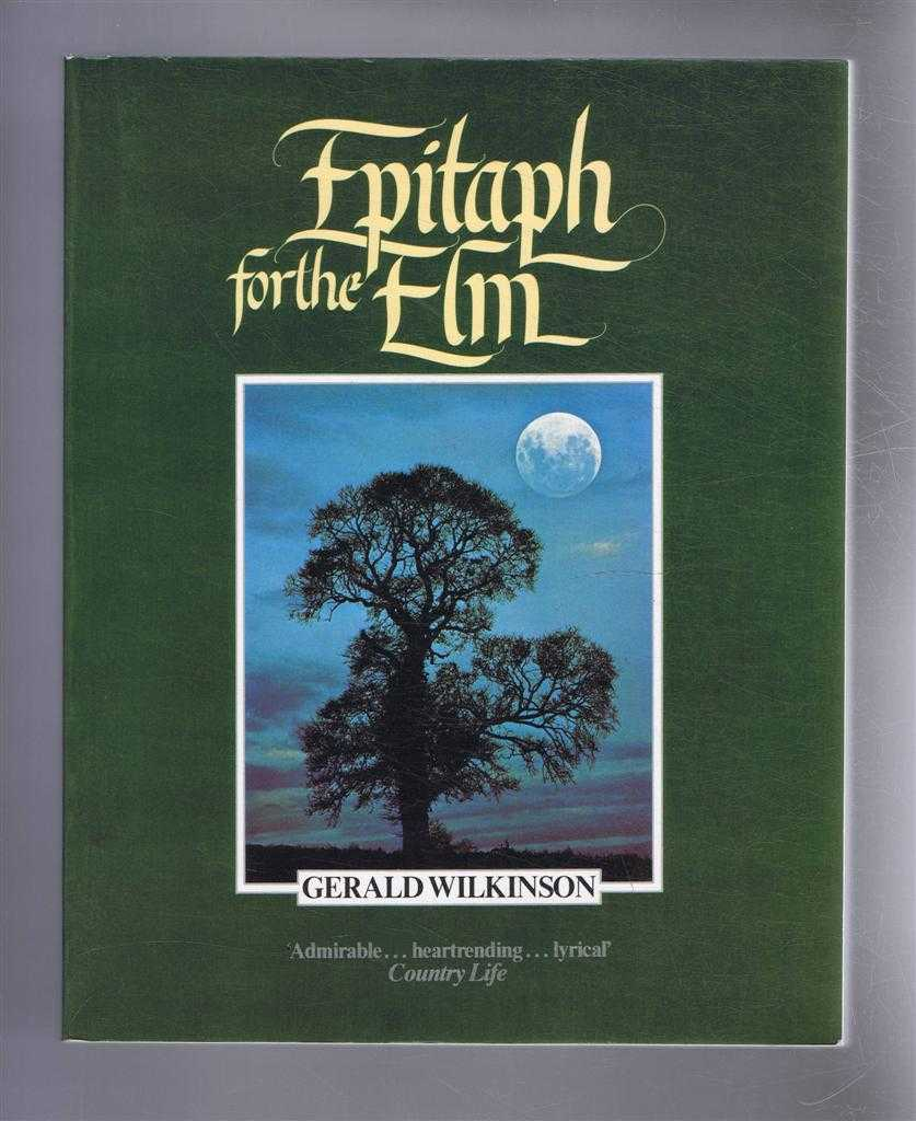 Image for Epitaph for the Elm