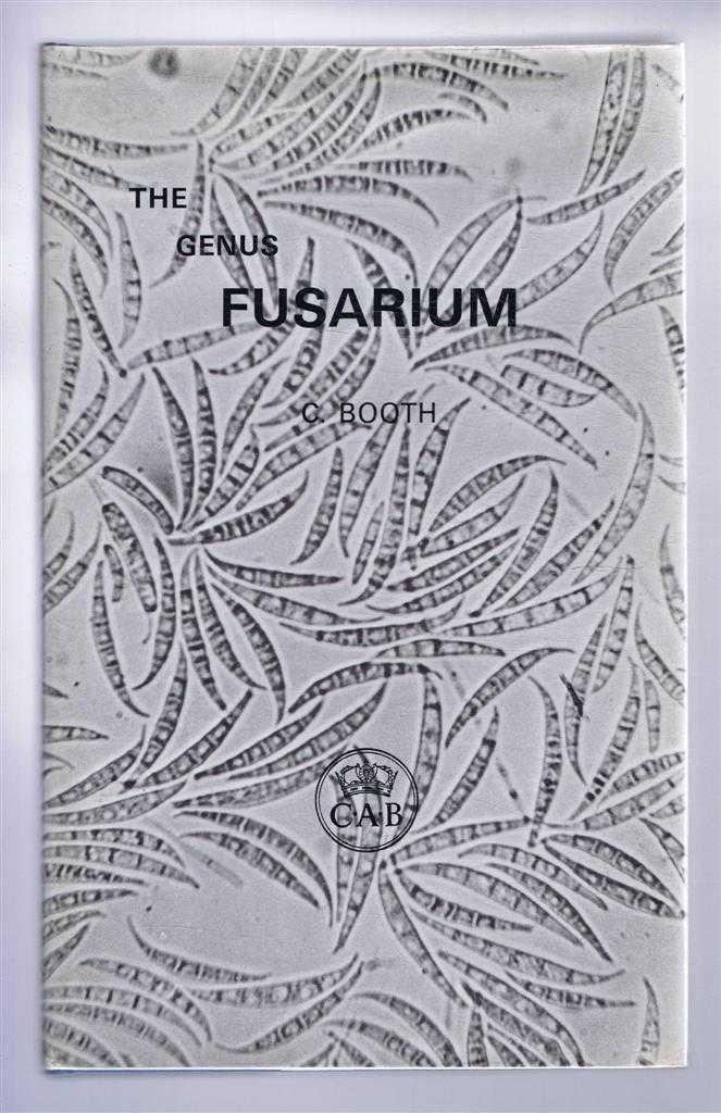 The Genus Fusarium, C Booth