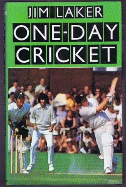 One-Day Cricket, Jim Laker