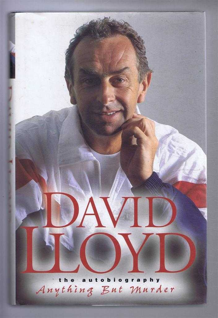 David Lloyd - The Autobiography, David Lloyd with Alan Lee